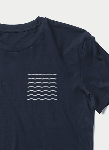 "Tee ""You'll Never Surf Alone"" - Unisex"