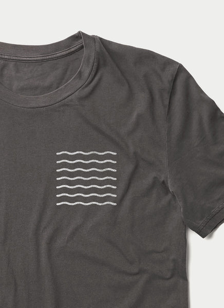 "Tee ""You'll Never Paddle Alone"" - Unisex"