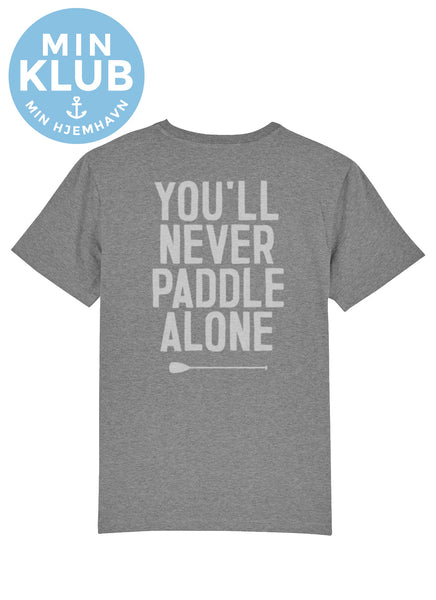"Tee ""You'll Never ... Alone"" - Unisex - Hjemhavn T-shirt"