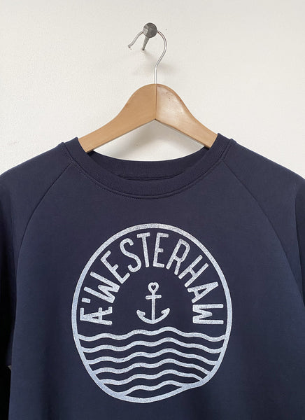 "Sweat ""Æ Westerhaw"" - Men - Hjemhavn Sweatshirt"