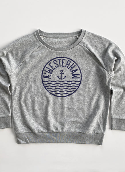 "Sweat ""Æ Westerhaw"" - Women - Hjemhavn Sweatshirt"