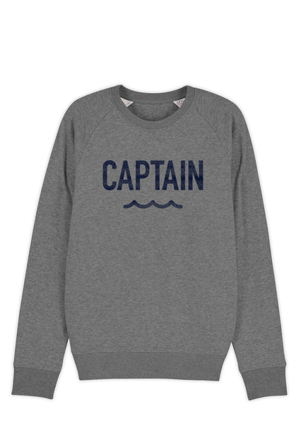 "Sweat ""Captain"" - Men - Hjemhavn Sweatshirt"