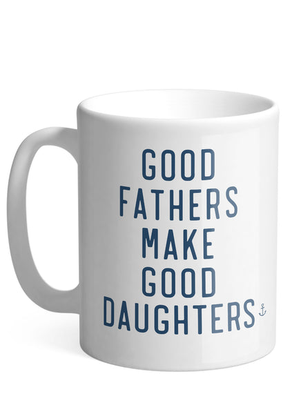 "Keramikkrus ""Good Fathers Make Good Sons/Daughters"" - Hjemhavn Krus"
