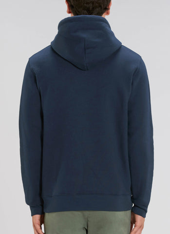 "Hoodie ""Save the Sea"" No.2 - Men - Hjemhavn Hoodie"