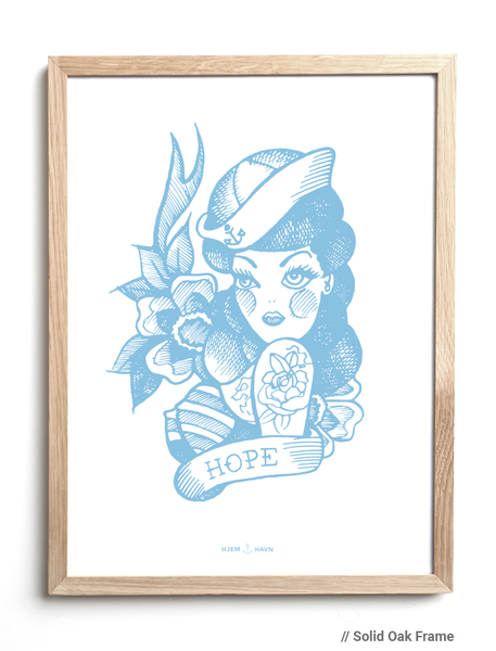 Miss Hope (Plakat)