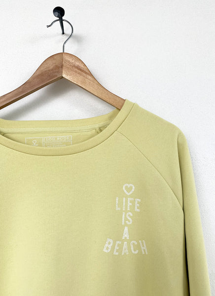 "Sweat ""Life is a Beach"" - Women"