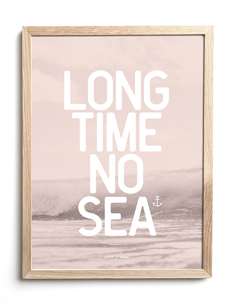 Long Time No Sea No.1