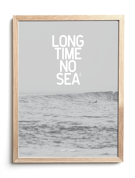 Long Time No Sea No.2