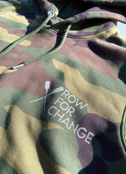 "Hoodie ""Row for Change"" - Unisex"