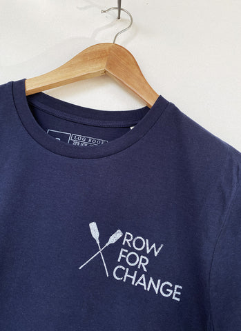 "Tee ""Row for Change"" - Unisex"