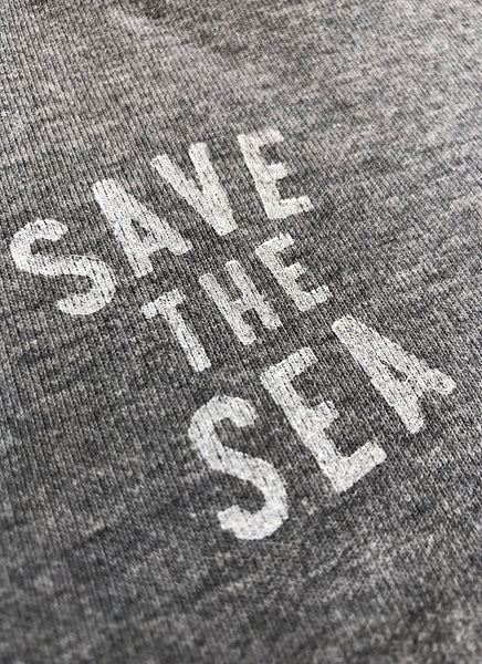 "Sweatdress ""Save the Sea"" - Women"