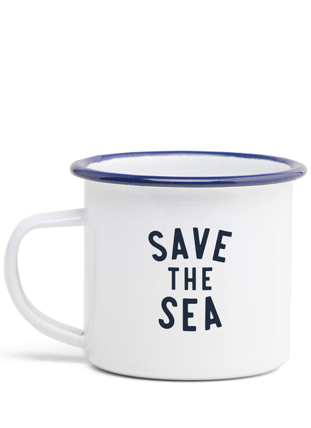 "Emaljekrus ""Save the Sea"""