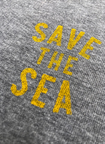 "Shorts ""Save the Sea"" - Men - Hjemhavn Shorts"