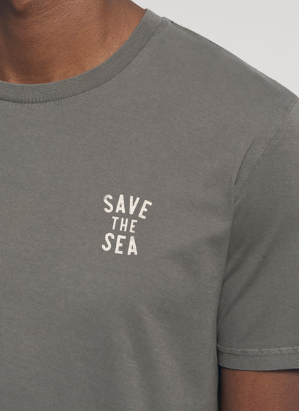 "Tee ""Save the Sea"" No.2 - Unisex - Hjemhavn T-shirt"