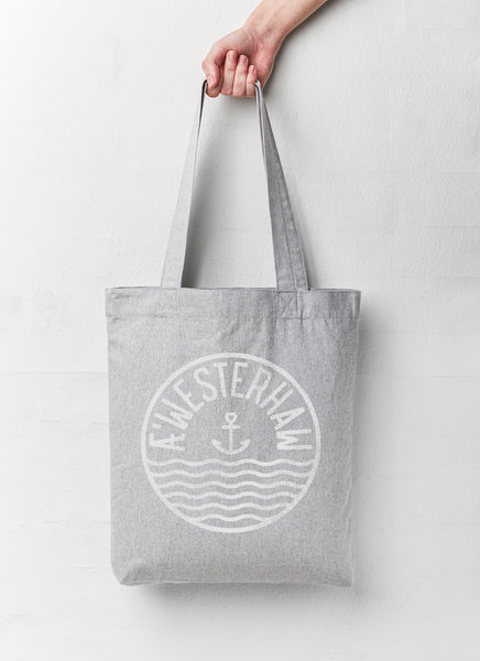 "Shopping Bag ""Æ Westerhaw"" - Recycled - Hjemhavn Shopping Bag"