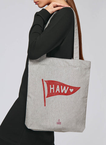"Shopping Bag ""Hawelsker"" - Recycled"