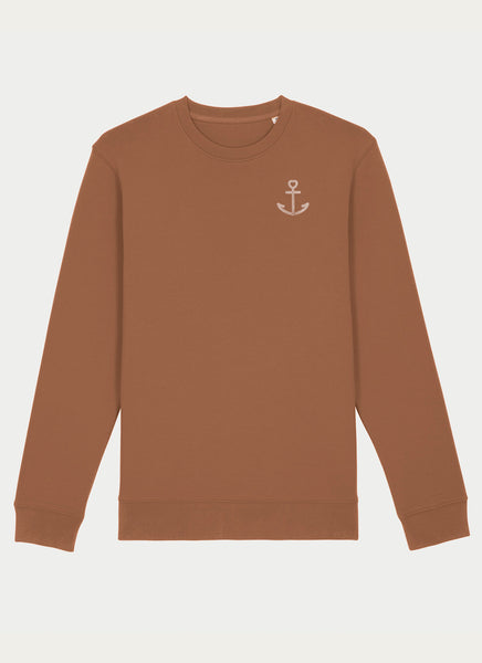"Sweat ""Anchor"" - Caramel"