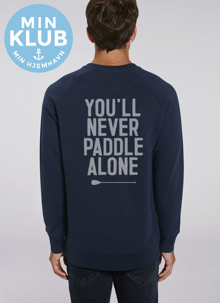 "Sweat ""You'll Never ... Alone"" - Men - Hjemhavn Sweatshirt"