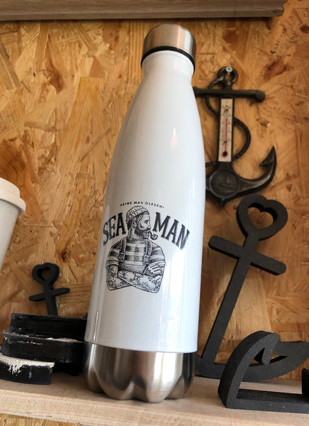 "Waterbottle ""Sea Man"" - Hjemhavn Waterbottle"