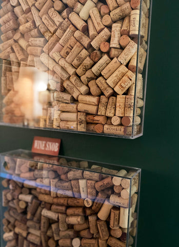 Wine Cork Box