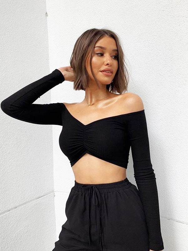 Show Me Off Shoulder Top