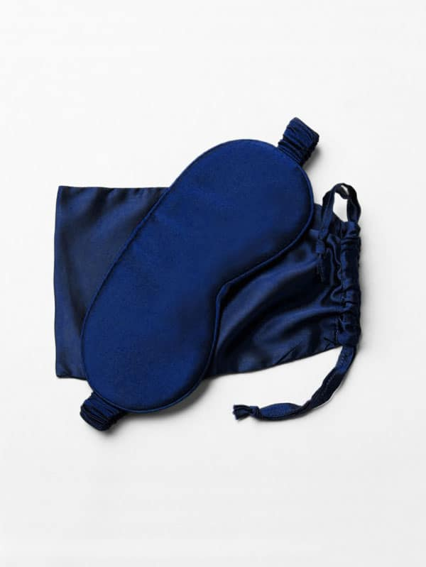 Silk Eye Mask w/ Pouch (GET THIS FREE ON ORDERS OVER $99)