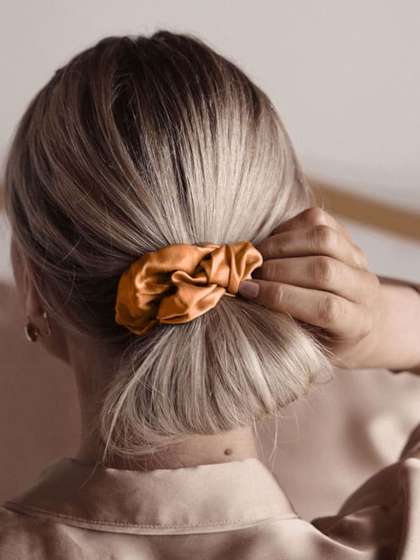 FREE Silk Scrunchies - Chocolate Box 12 Pack (ON ORDERS OVER $149)