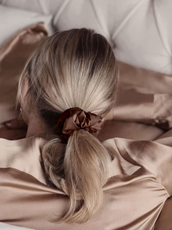 FREE Silk Scrunchie (ON ORDERS OVER $49)