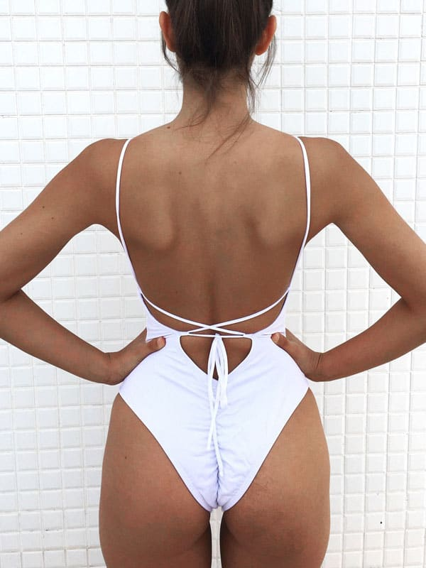Take The Plunge Monokini