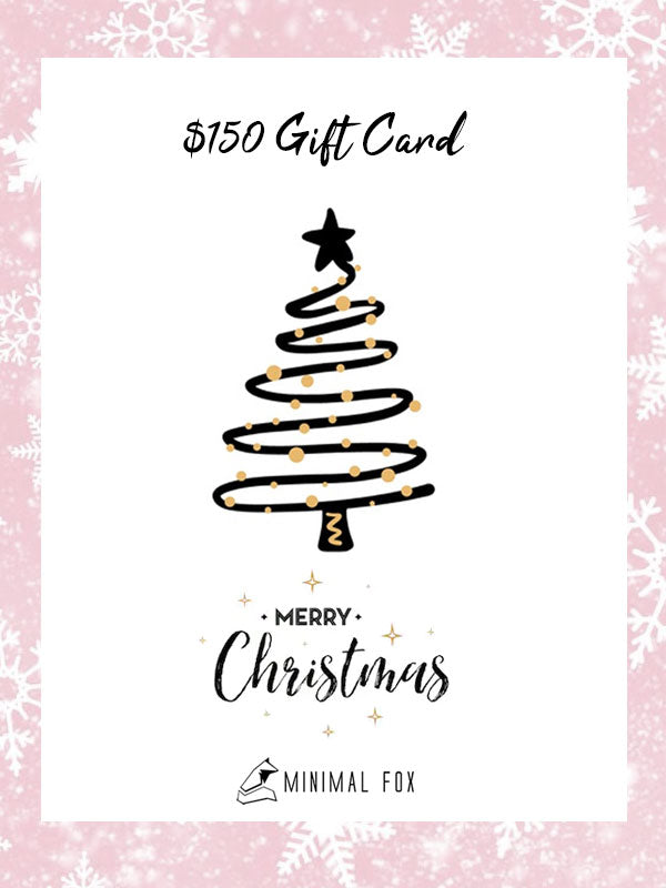 Christmas Gift Card ($150 Value)
