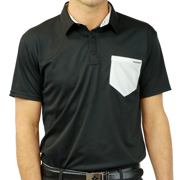 Classic Performance Polo - Black