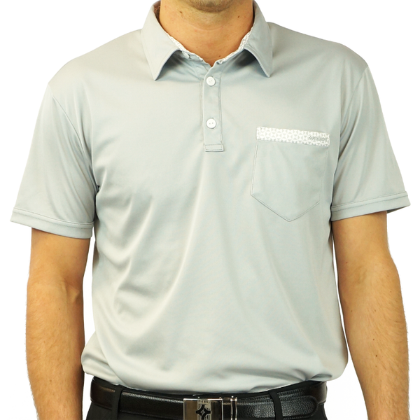 Classic Performance Polo - Grey