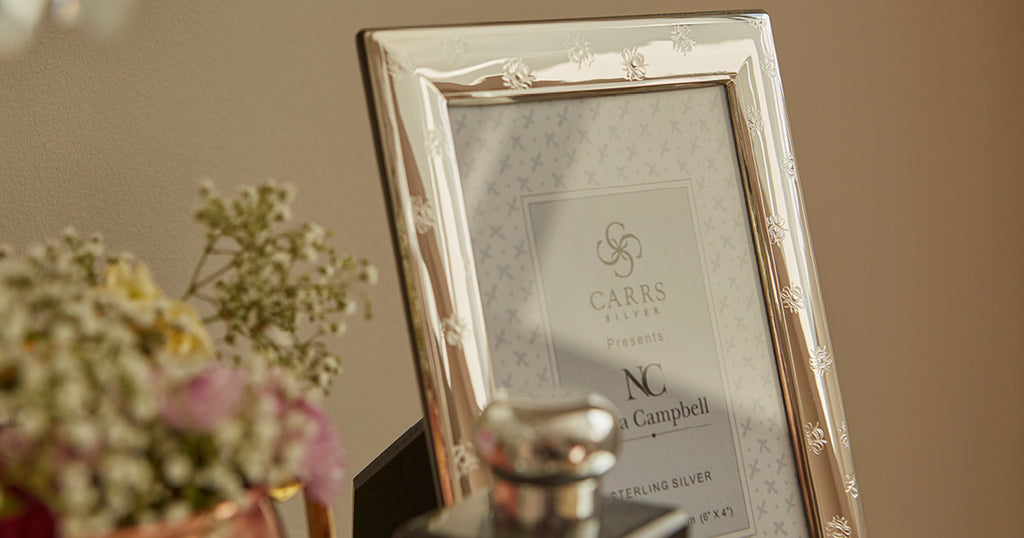 A match made in heaven: Carrs Silver and Nina Campbell
