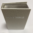 SALE - The Holy Bible - White