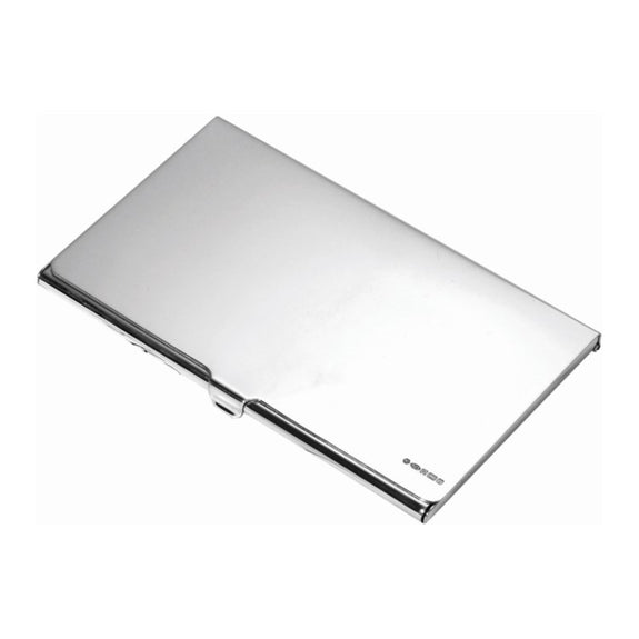 SALE - Sterling Silver Business Card Holder