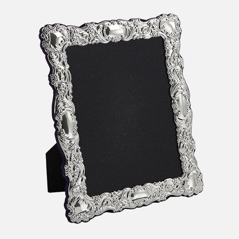 Classical Silver Photo Frames