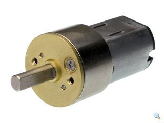 Geared DC Motors (Assembled)