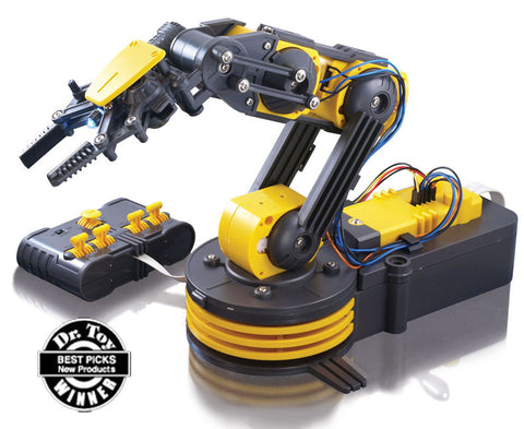 Toy Robot Kits For More Experienced Builders