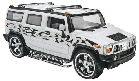 852867 1/25 California Wheels Hummer H2