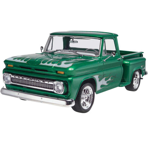 857210 1/25 '65 Chevy Stepside Pickup 2'n1