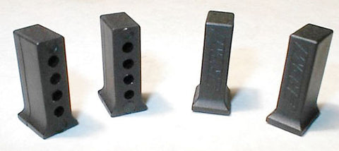 Servo Mounting Posts (2pc.)