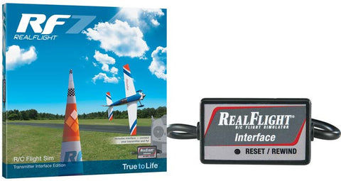 RealFlight 7 w/ Interface