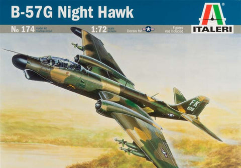 0174S 1/72 B-57G Night Hawk