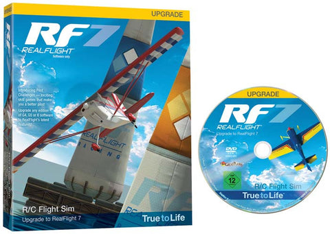 RealFlight 7 Upgrade For G4 And Above