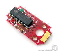 L293D Secret Motor Driver Electronic Kit