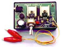 Dual Power Supply Electronic Kit
