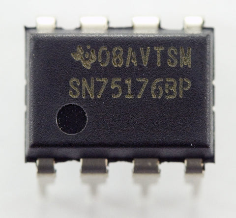 SN75176 Differential Bus Transceivers