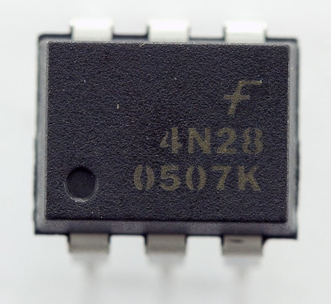 4N28 Phototransistor Optocoupler