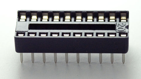 IC Socket 20-Pin