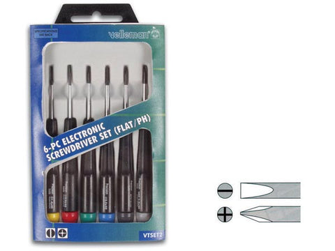 Screwdriver Set (Electronic)